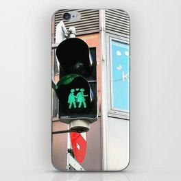 Love Is Strong iPhone Skin