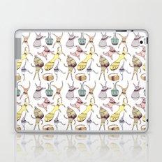 mostriciattoli pattern Laptop & iPad Skin