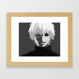 Kaneki Tokyo Ghoul Framed Art Print