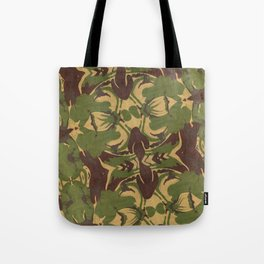 Faded Camo. Be incognito! Tote Bag