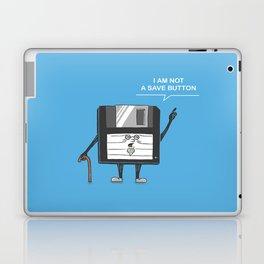Floppy Disk Laptop & iPad Skin