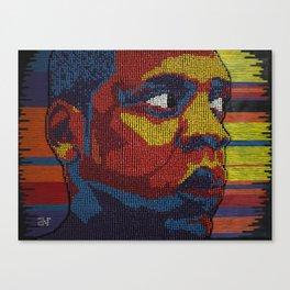 "Jay ""The Tackover"" Canvas Print"