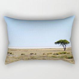 African Landscape Rectangular Pillow