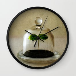 A New Life Wall Clock