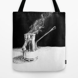 Arabic Coffee Tote Bag