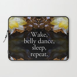 Belly dance Laptop Sleeve