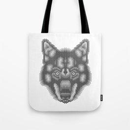 Hex: Lobo Ibérico Tote Bag