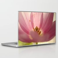 tulip Laptop & iPad Skins featuring Tulip by Lena Weiss