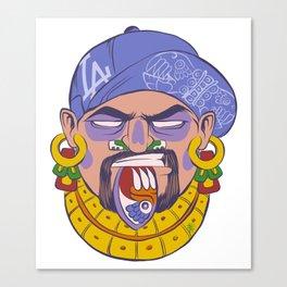 DTM Azteca Canvas Print