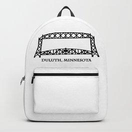 Duluth, MN Aerial Lift Bridge Backpack