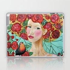 Delphine Laptop & iPad Skin