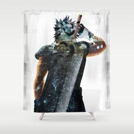 Soldier Hero Shower Curtain