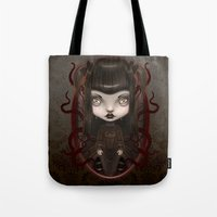 soul Tote Bags featuring Soul by Liransz