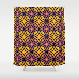 Omnipresent Source Shower Curtain