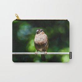 Perched bird Carry-All Pouch