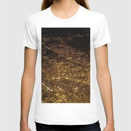 The City Lights (Color) T-shirt