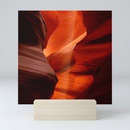 Marvelous Antelope Canyon Colors Mini Art Print