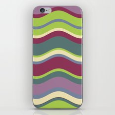 Lavender Shores iPhone Skin