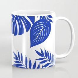 Paradise in cobalt Coffee Mug