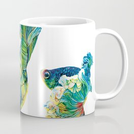 Ocean Dream- Betta Fish Coffee Mug