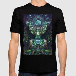 Pareidolia - Fractal Manipulation T-shirt