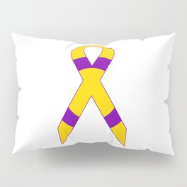 Intersex Ribbon v2 Pillow Sham