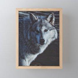 Wild Heart Framed Mini Art Print