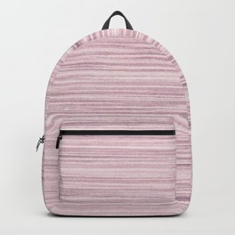 Berlina Rosa - modern pink marble Backpack
