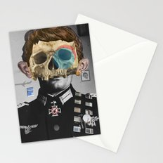 War Collage 2 Stationery Cards