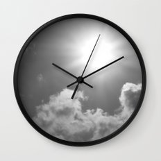 Shinning Wall Clock