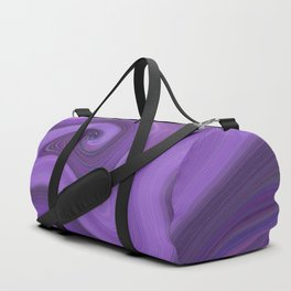 Purple daze 6 Duffle Bag