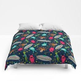 Aliens Comforters
