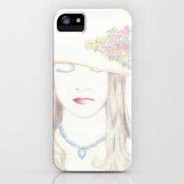 noblewoman iPhone Case