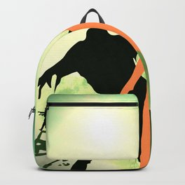 Ataque dos zumbis Backpack