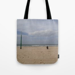 The Bin and the Latern Tote Bag