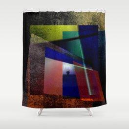 new prospectives Shower Curtain