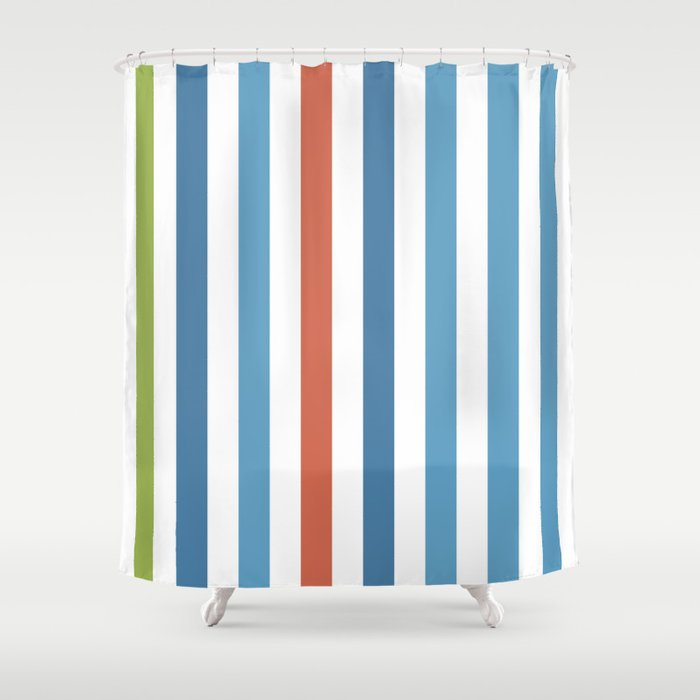 Andre Agassi Shower Curtain