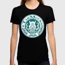 Tarmucks Java - Coporate Coffee House Franchise T-shirt