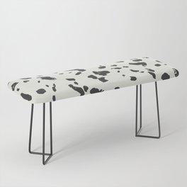 Animal Print Bench