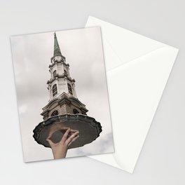 Independent Presbyterian Cake  Stationery Cards