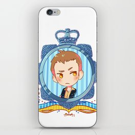 DI Sam Cutiepoops Tyler iPhone Skin