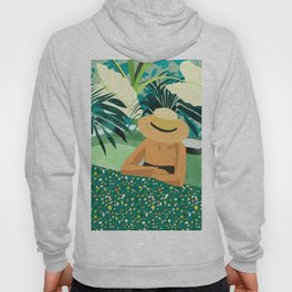 Chill #illustration #travel Hoody