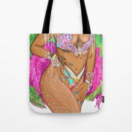 Carnival Rih Tote Bag