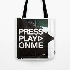 Pressplayonme #2  Tote Bag