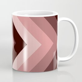 Dusky Rose Coffee Mug