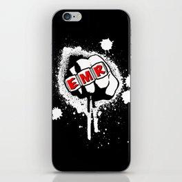 EMR crew logo rmd tweak iPhone Skin