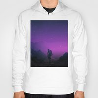not all who wander are lost Hoodies featuring Not all those who wander are lost  by Stoian Hitrov - Sto