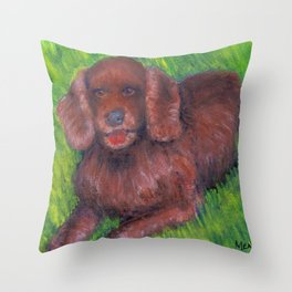 Charly Throw Pillow