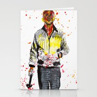 drive Stationery Cards featuring drive by benjamin james
