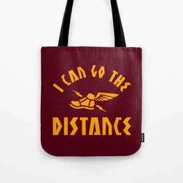 I Can Go The Distance Tote Bag